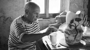 Envejecimiento, Picasso